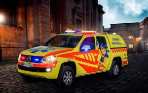 gyermek-mentőorvosi kocsi
